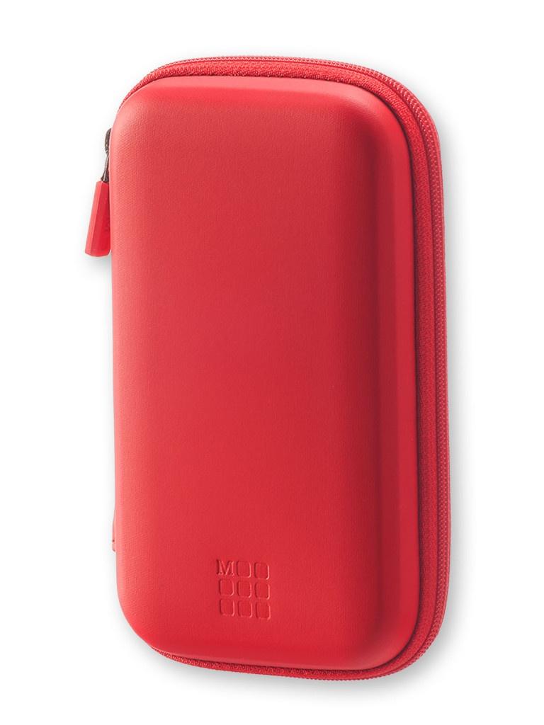 Чехол для путешествий Moleskine Journey Pouch Small Red ET67PH1F2