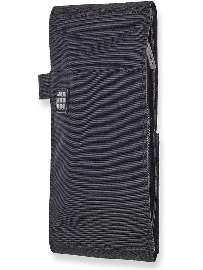 Органайзер для аксессуаров Moleskine ID Tool Belt Large Black ET73TLB3BK