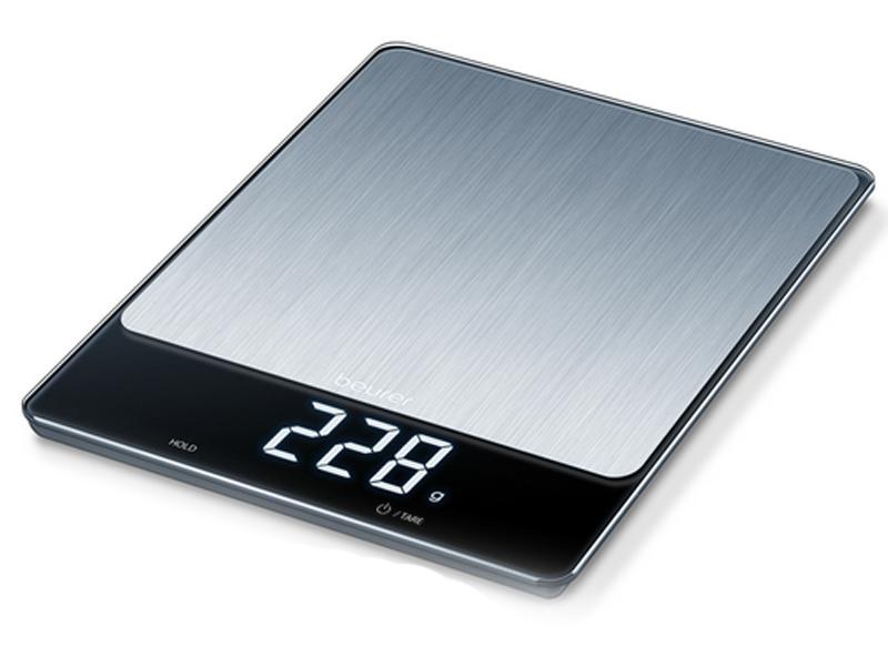 Весы Beurer KS34 XL Stainless steel 703.12