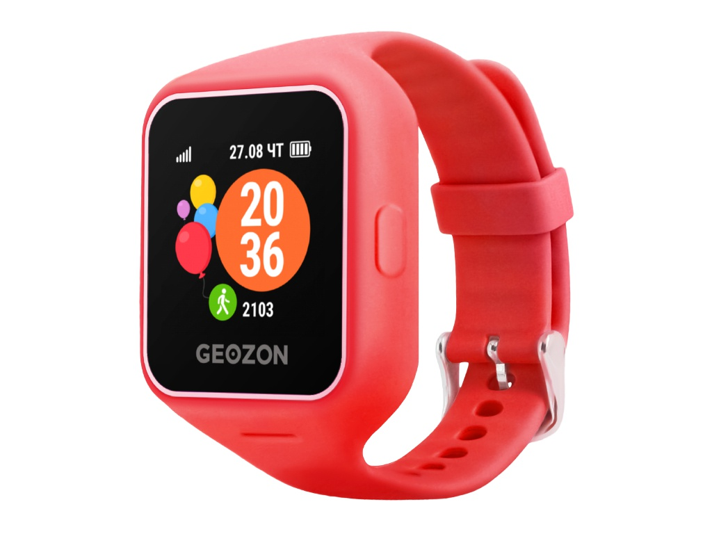 Geozon G-Kids Life Red G-W12RED