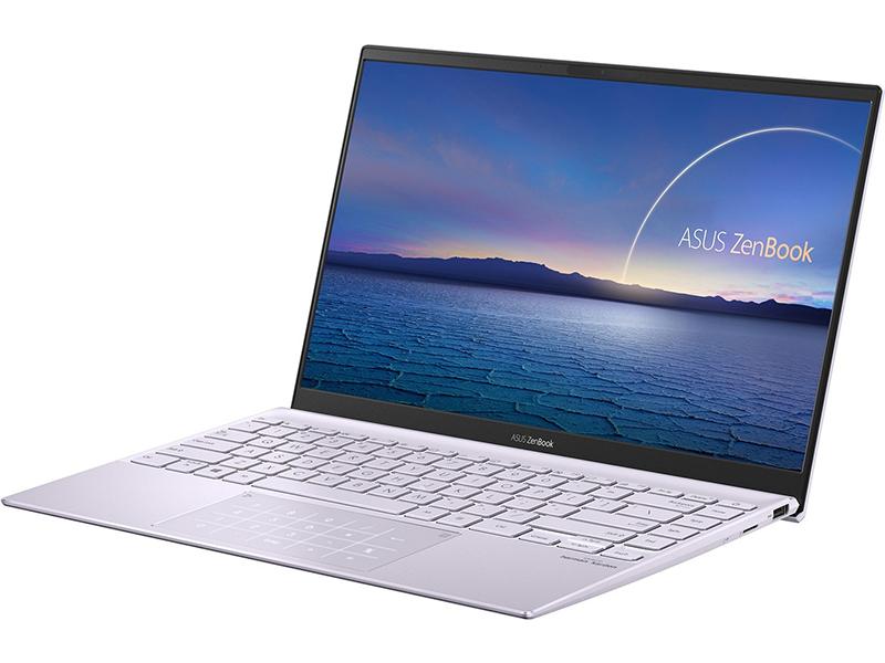 Ноутбук ASUS ZenBook UM425IA-AM003T 90NB0RT2-M01440 (AMD Ryzen 5 4500U 2.3 GHz/8192Mb/512Gb SSD/AMD Radeon Graphics/Wi-Fi/Bluetooth/Cam/14.0/1920x1080/Windows 10 Home 64-bit)