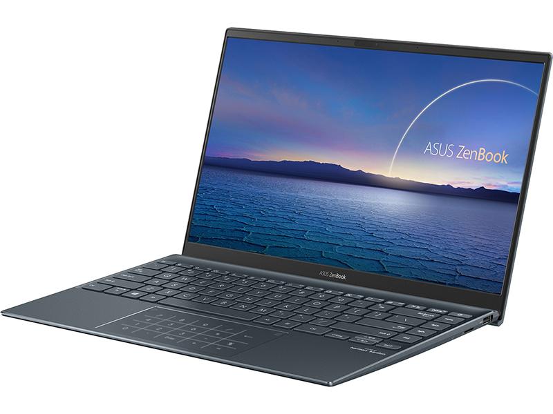 Ноутбук ASUS Zenbook UX425JA-BM036T 90NB0QX1-M04820 (Intel Core i7-1065G7 1.3 GHz/16384Mb/1024Gb SSD/Intel Iris Plus Graphics/Wi-Fi/Bluetooth/Cam/14.0/1920x1080/Windows 10 Home 64-bit)