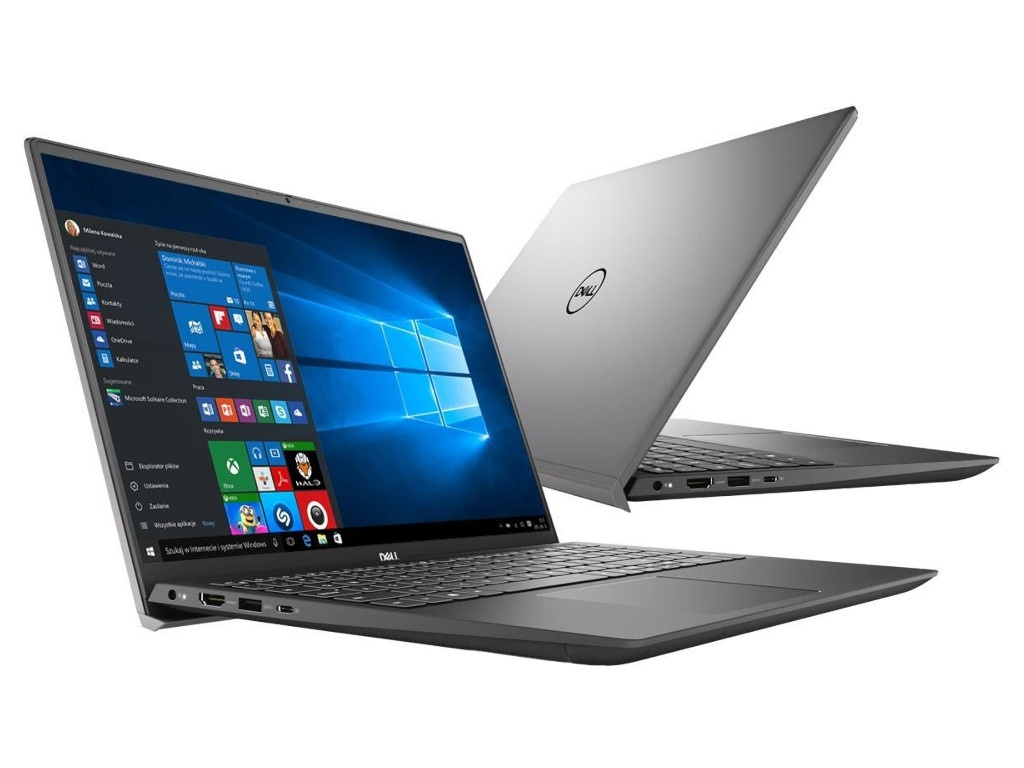 Ноутбук Dell Vostro 7500 7500-0309 (Intel Core i5-10300H 2.5 GHz/8192Mb/256Gb SSD/nVidia GeForce GTX 1650 4096Mb/Wi-Fi/Bluetooth/Cam/15.6/1920x1080/Windows 10 Pro 64-bit)