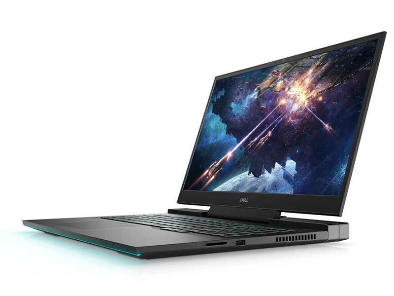 Ноутбук Dell G7 7700 G717-2451 (Intel Core i7-10750H 2.6 GHz/16384Mb/512Gb SSD/nVidia GeForce GTX 1660Ti 6144Mb/Wi-Fi/Bluetooth/Cam/17.3/1920x1080/Windows 10 Home 64-bit)