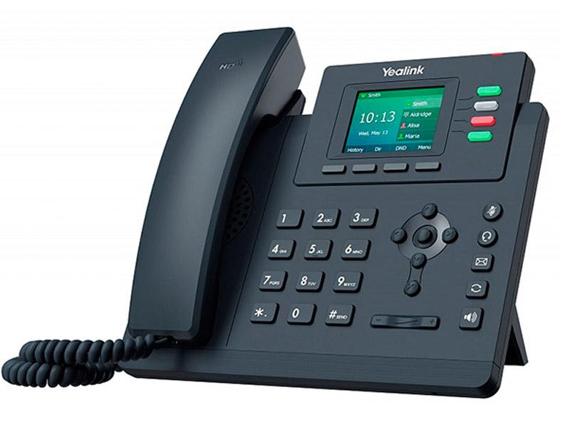 VoIP оборудование Yealink SIP-T33G