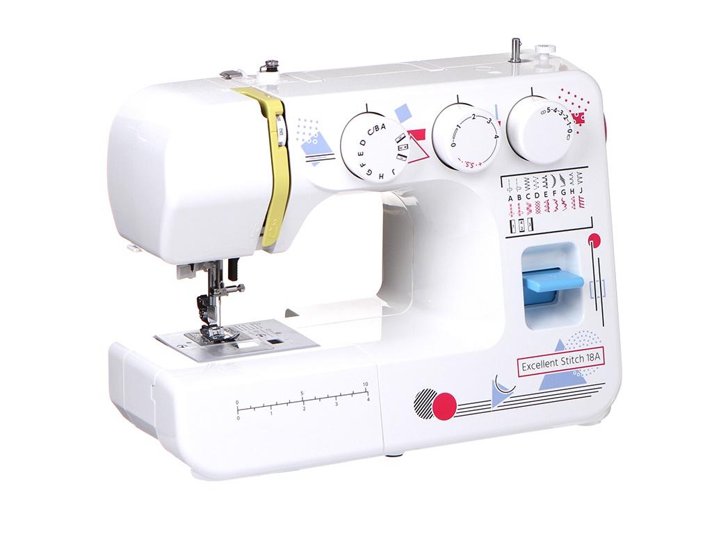 Швейная машинка Janome Excellent Stitch 18A White