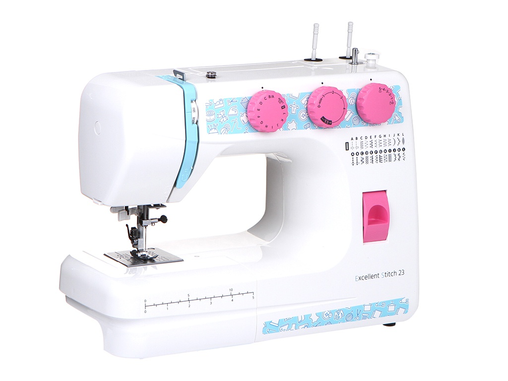 Швейная машинка Janome Excellent Stitch 23 White