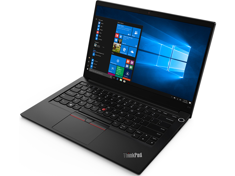 Ноутбук Lenovo ThinkPad E14 Gen 2 20T60036RT (AMD Ryzen 3 4300U 2.7 GHz/8192Mb/256Gb SSD/AMD Radeon Graphics/Wi-Fi/Bluetooth/Cam/14.0/1920x1080/Windows 10 Pro 64-bit)