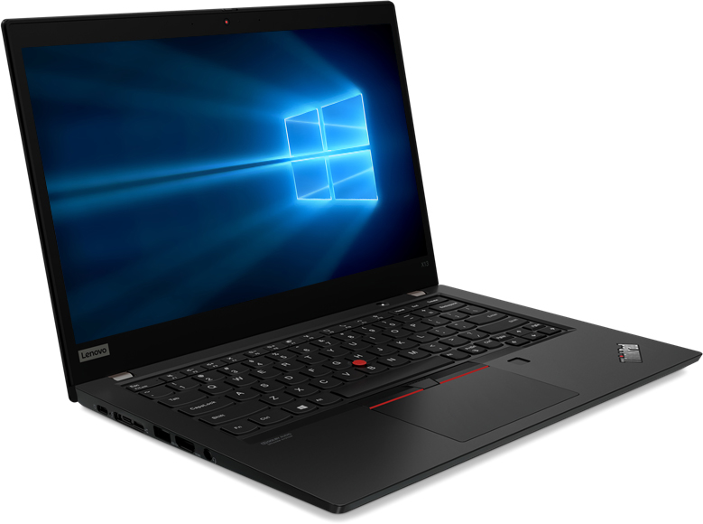 Ноутбук Lenovo ThinkPad X13 20T2003JRT (Intel Core i5-10210U 1.6 GHz/8192Mb/512Gb SSD/Intel UHD Graphics/Wi-Fi/Bluetooth/Cam/13.3/1920x1080/Windows 10 Pro 64-bit)