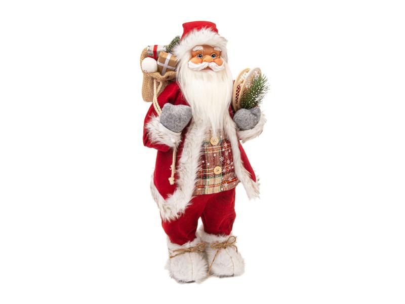 Игрушка Winter Glade Дед Мороз 60cm Red M96