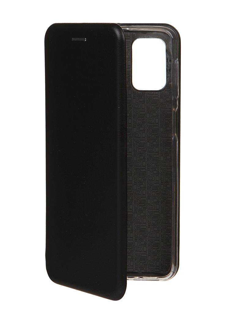 Чехол Zibelino для Samsung M31s (M317) Book Black ZB-SAM-M31S-BLK