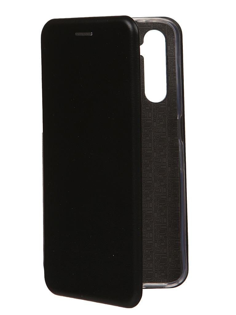 Чехол Zibelino для Realme 6 Book Black ZB-RLM-6-BLK