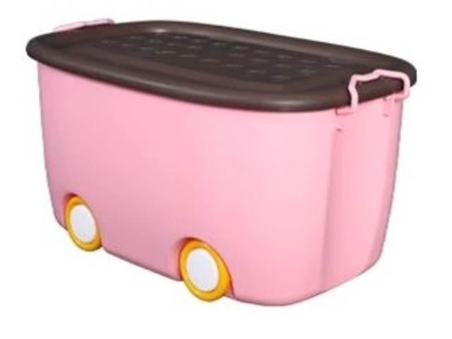 Ящик для хранения ZDK большой Pink boxbig0001/pink