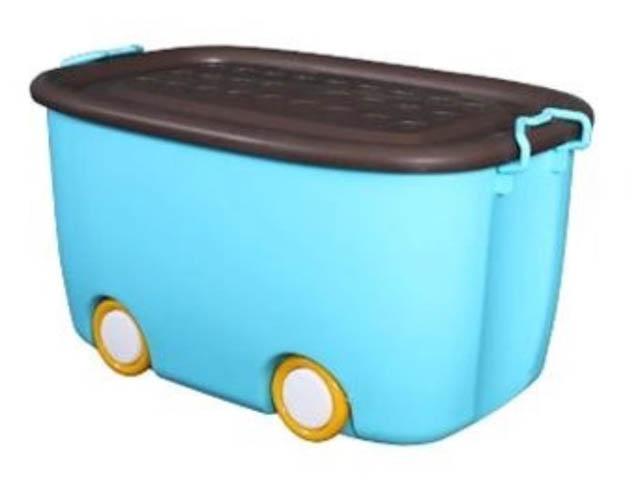 Ящик для хранения ZDK маленький Light Blue boxsm0002/blue