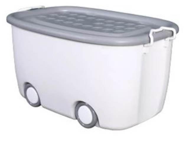 Ящик для хранения ZDK маленький White boxsm0002/white