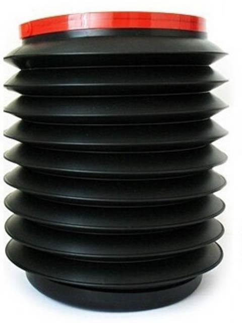 Мусорное ведро ZDK Car 01 складное Black