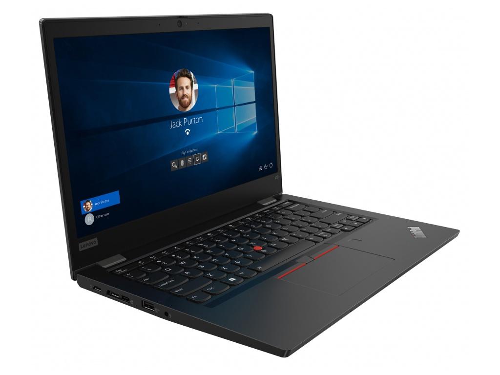 Ноутбук Lenovo ThinkPad L13 20R30004RT (Intel Core i5-10210U 1.6 GHz/8192Mb/256Gb SSD/Intel UHD Graphics/Wi-Fi/Bluetooth/Cam/13.3/1920x1080/Windows 10 Pro 64-bit)