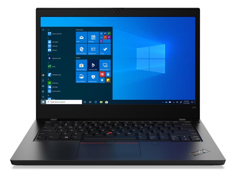 Ноутбук Lenovo ThinkPad L14 G1 T 20U10011RT (Intel Core i7-10510U 1.8 GHz/8192Mb/256Gb SSD/Intel UHD Graphics/Wi-Fi/Bluetooth/Cam/14.0/1920x1080/Windows 10 Pro 64-bit)