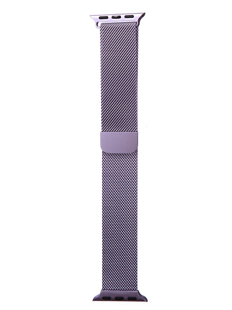 Аксессуар Ремешок Bruno для APPLE Watch 38/40mm Milano Lavender b20519