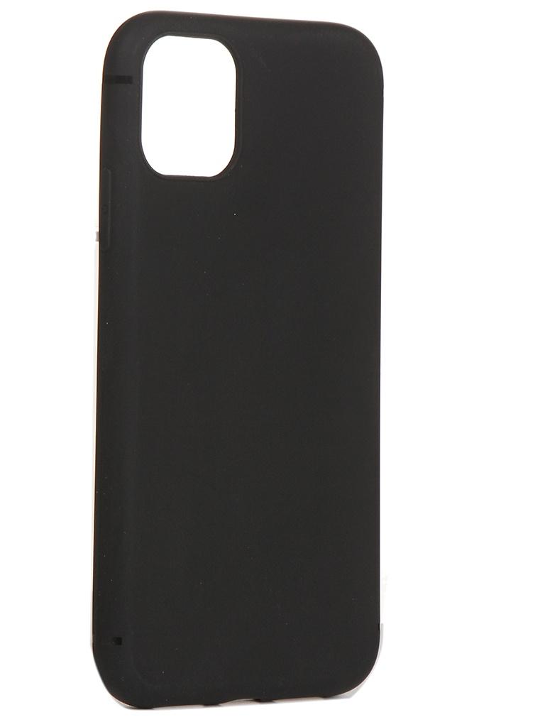 Чехол Neypo для APPLE iPhone 11 Soft Matte Black NST15343
