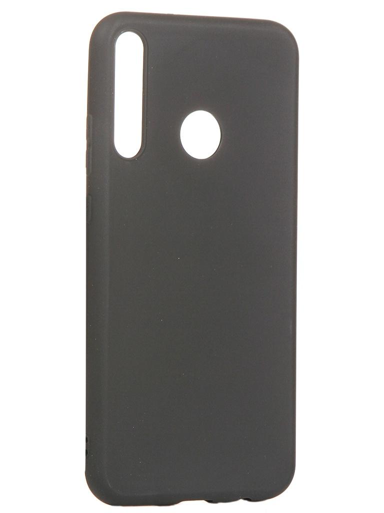 Чехол Neypo для Huawei P40 Lite E Soft Matte Black NST17128