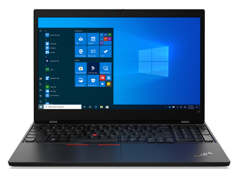 Ноутбук Lenovo ThinkPad L15 G1 T 20U3000PRT (Intel Core i7-10510U 1.8 GHz/8192Mb/256Gb SSD/Intel UHD Graphics/Wi-Fi/Bluetooth/Cam/15.6/1920x1080/Windows 10 Pro 64-bit)