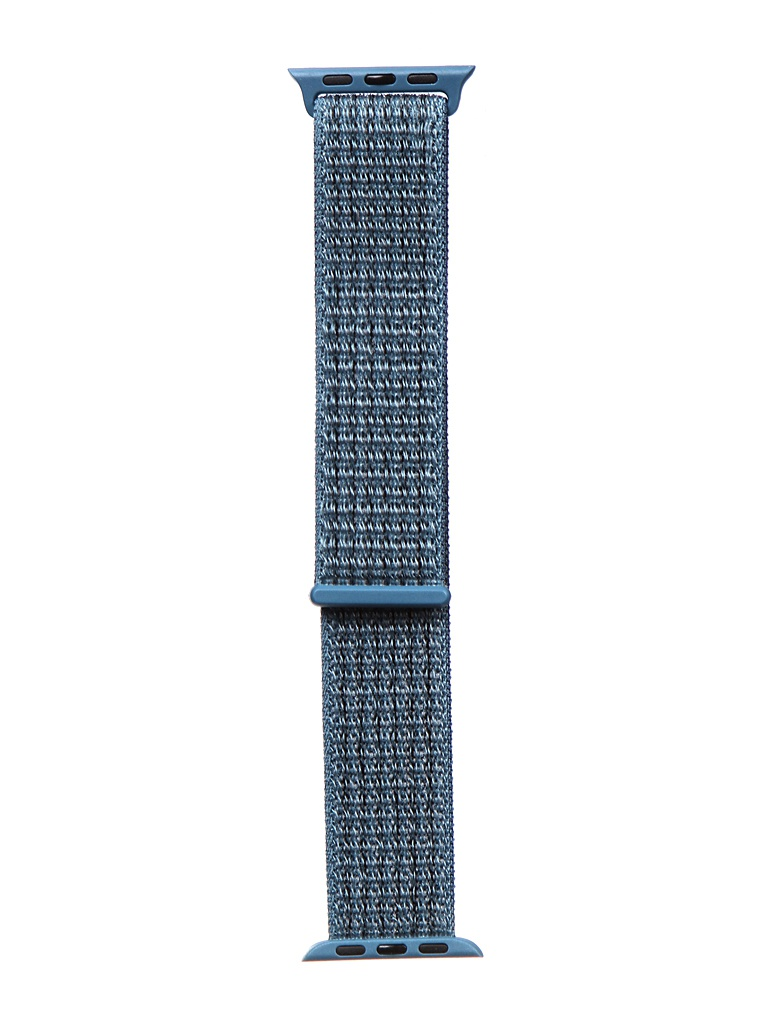 Аксессуар Ремешок Bruno для APPLE Watch 38/40mm Nylon Dark Turquoise b21135