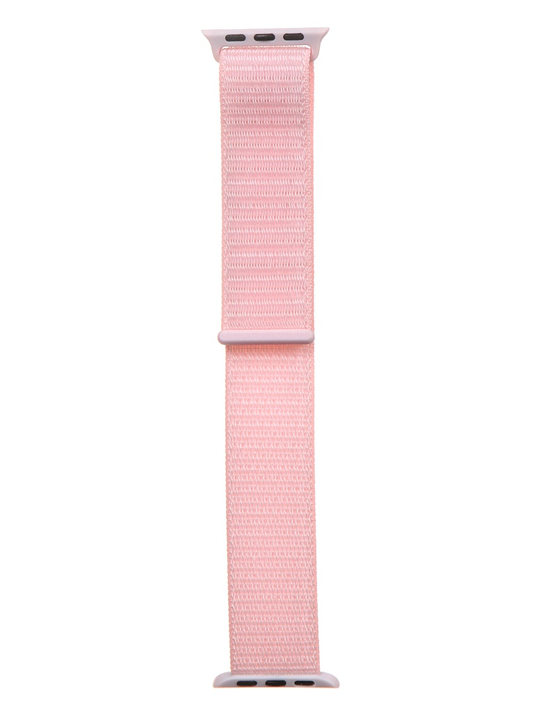 Аксессуар Ремешок Bruno для APPLE Watch 38/40mm Nylon Pink 1018