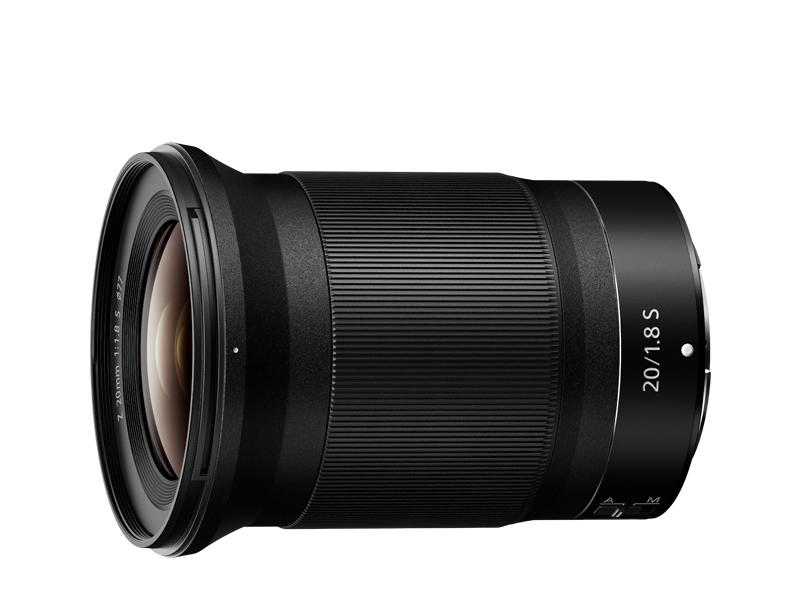 Объектив Nikon 20mm f/1.8S Nikkor Z