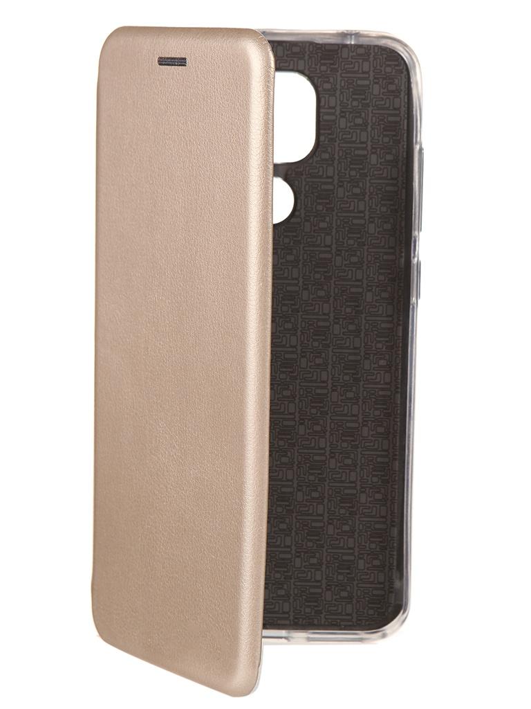 Чехол Neypo для Xiaomi Redmi Note 9 Premium Gold NSB17816