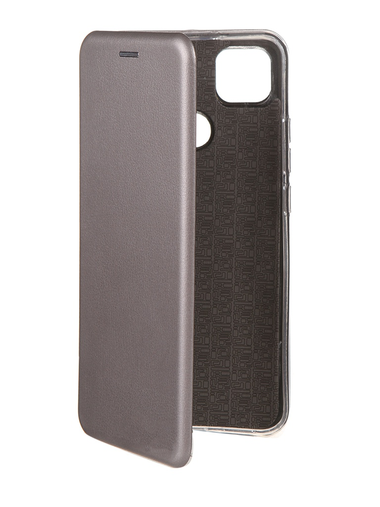 Чехол Neypo для Xiaomi Redmi 9C Premium Silver NSB18073