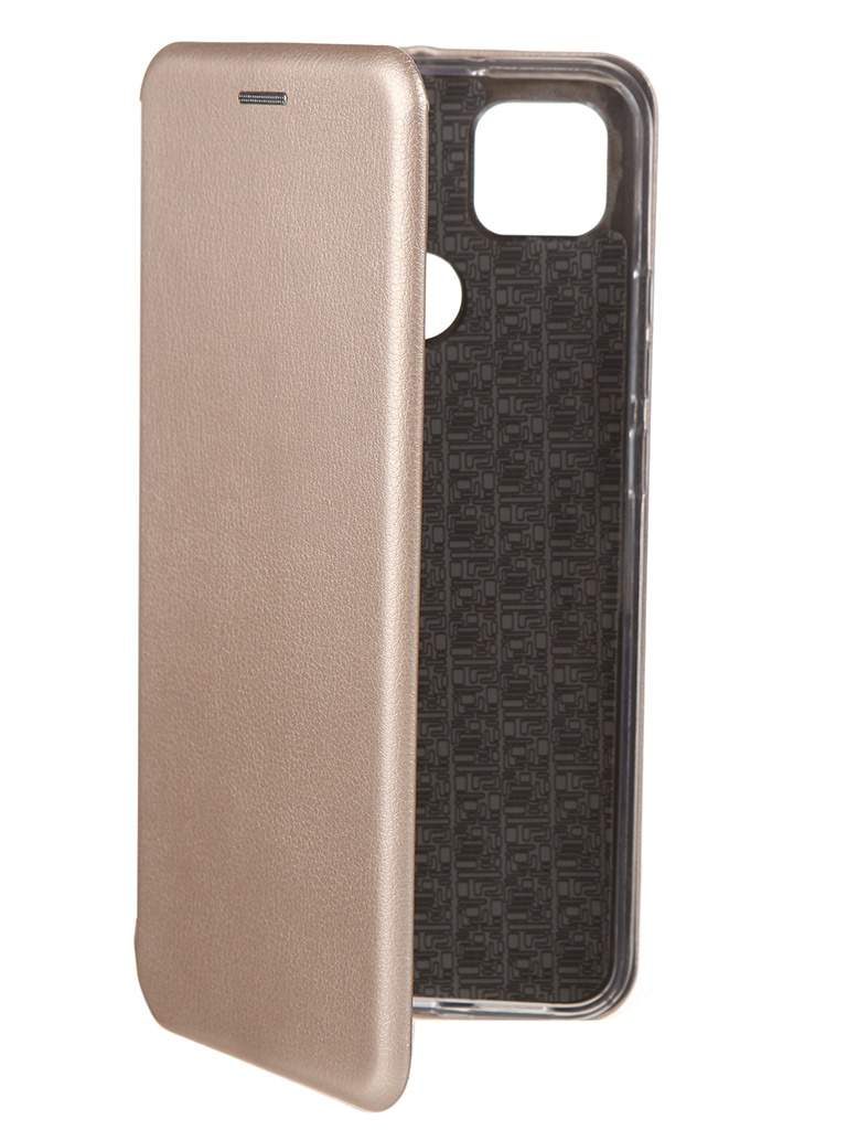 Чехол Neypo для Xiaomi Redmi 9C Premium Gold NSB18071