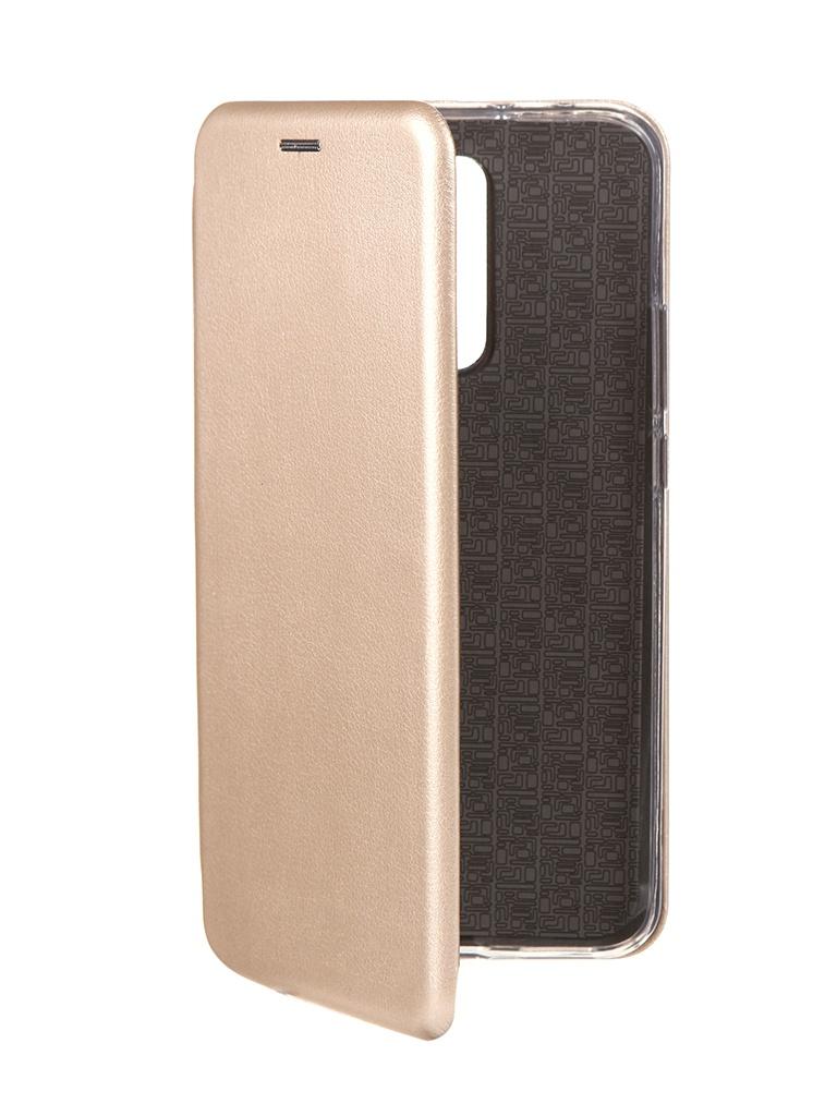 Чехол Neypo для Xiaomi Redmi 9 Premium Gold NSB17790