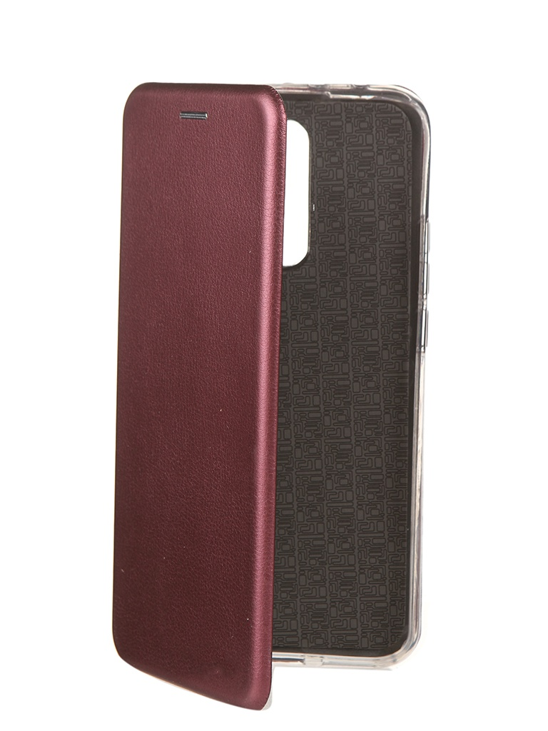 Чехол Neypo для Xiaomi Redmi 9 Premium Bordo NSB17786