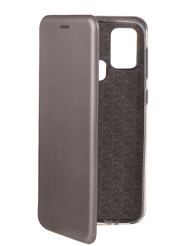 Чехол Neypo для Samsung M31 (2020) Premium Silver NSB17483