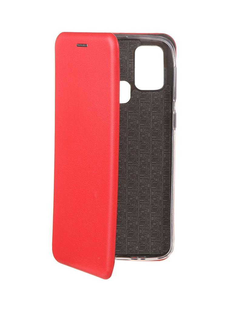 Чехол Neypo для Samsung M31 (2020) Premium Red NSB17750