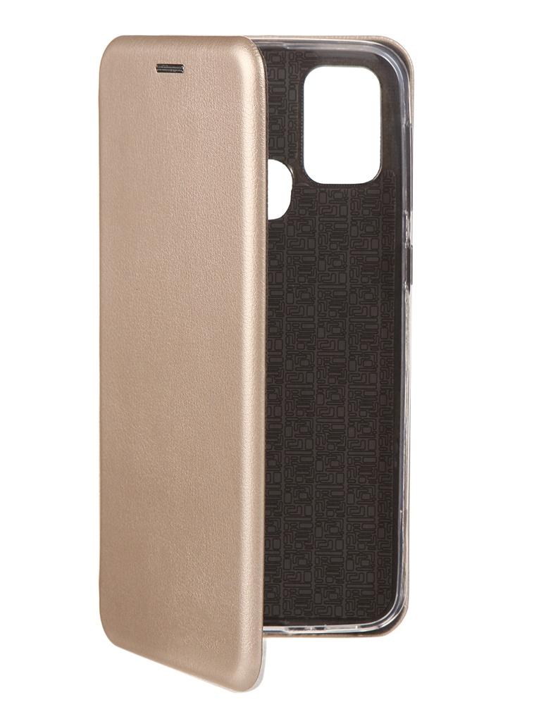 Чехол Neypo для Samsung M31 (2020) Premium Gold NSB17482