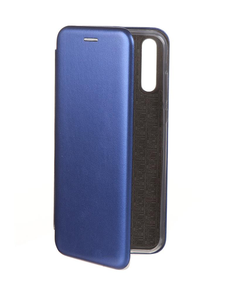 Чехол Neypo для Huawei Y8p 2020 Premium Blue NSB18322