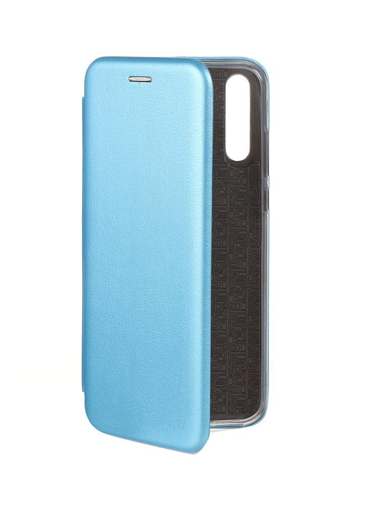 Чехол Neypo для Huawei Y8p 2020 Premium Blue NSB17744