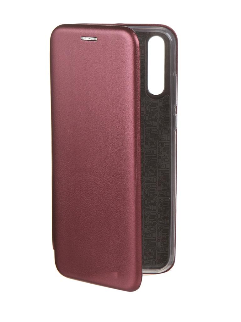 Чехол Neypo для Huawei Y8p 2020 Premium Bordo NSB17741