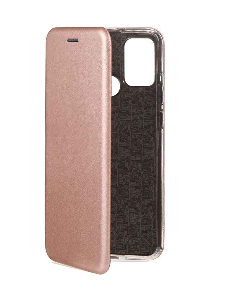 Чехол Neypo для Honor 9A (2020) Premium Pink-Gold NSB17673