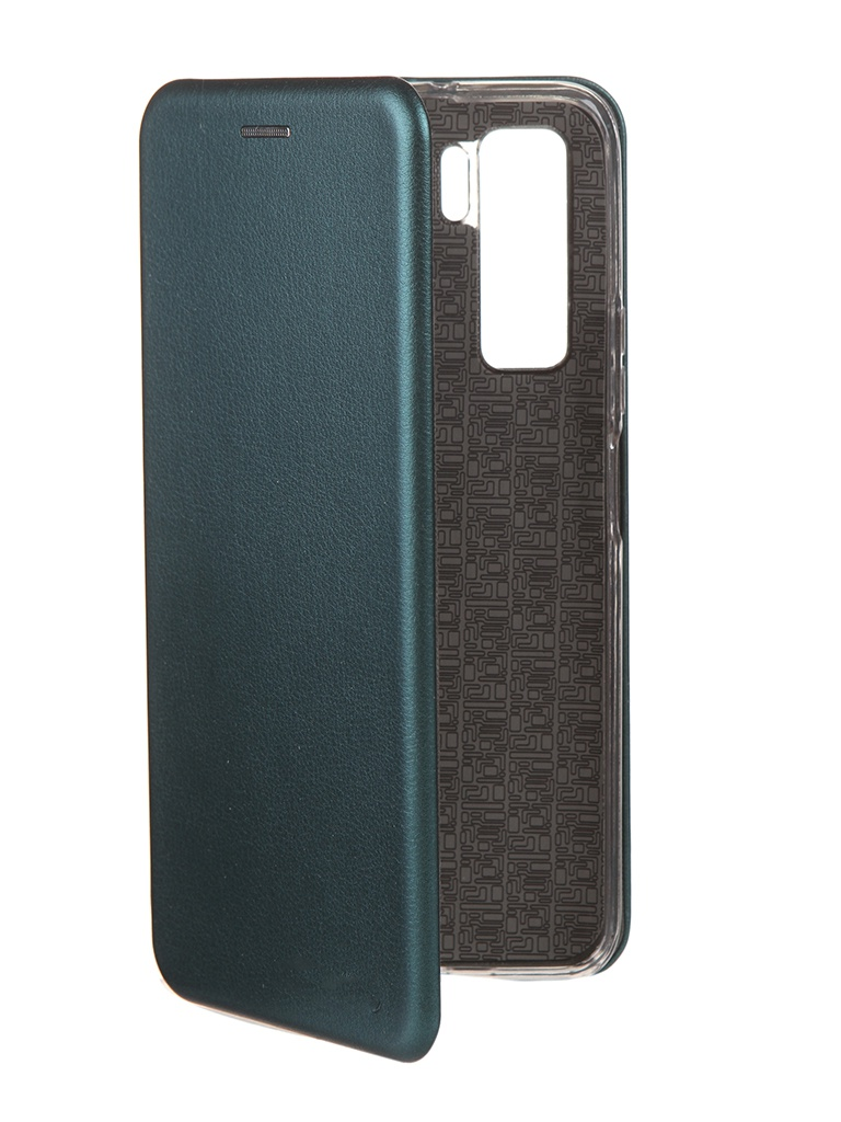 Чехол Neypo для Honor 30S Premium Dark Green NSB18039