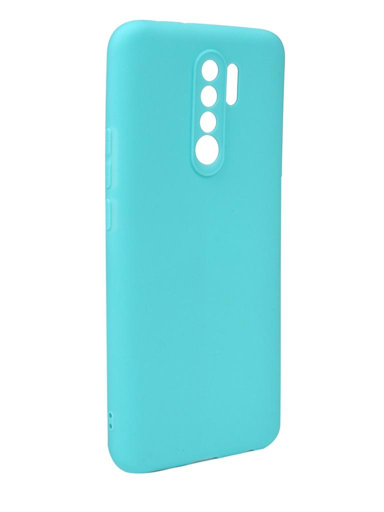 Чехол Neypo для Xiaomi Redmi 9 Soft Matte Turquoise NST17844