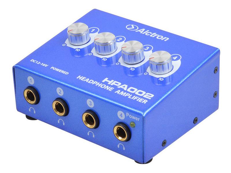 Усилитель Alctron HPA002