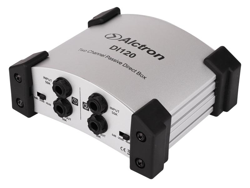 Ди-бокс Alctron DI120S