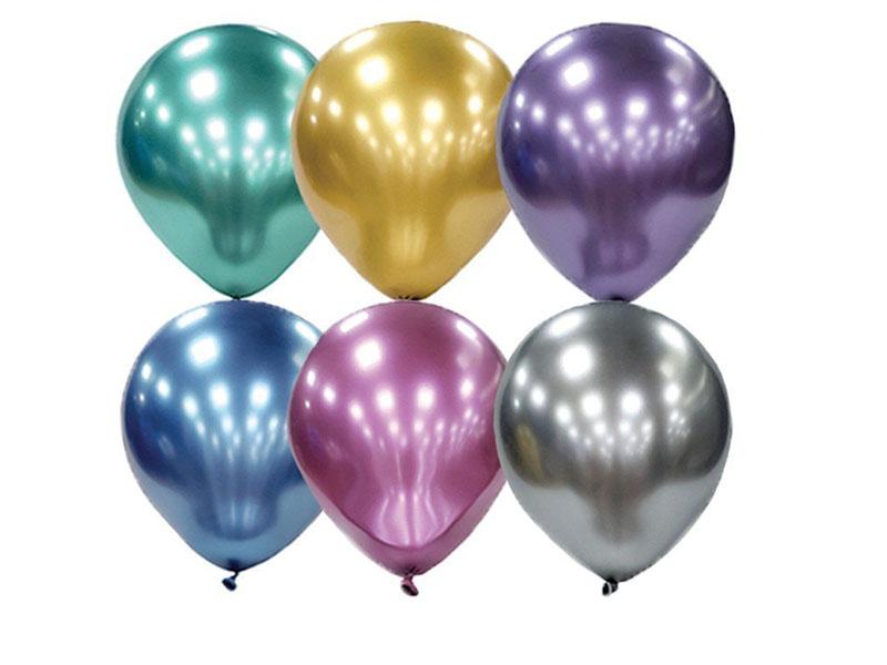 Набор воздушных шаров Поиск Platinum 28cm 25шт 4690296069049