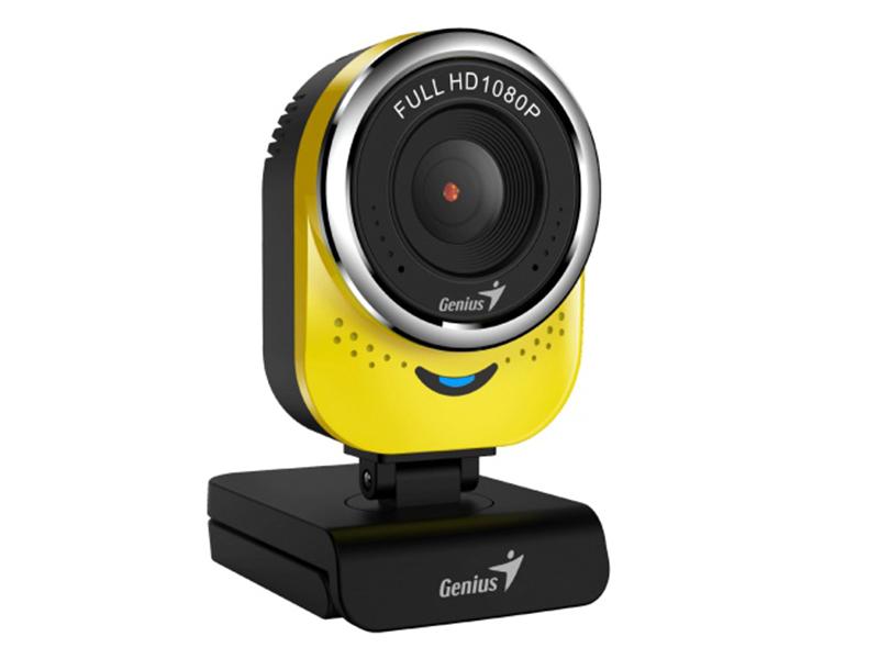 Вебкамера Genius QCam 6000 Yellow