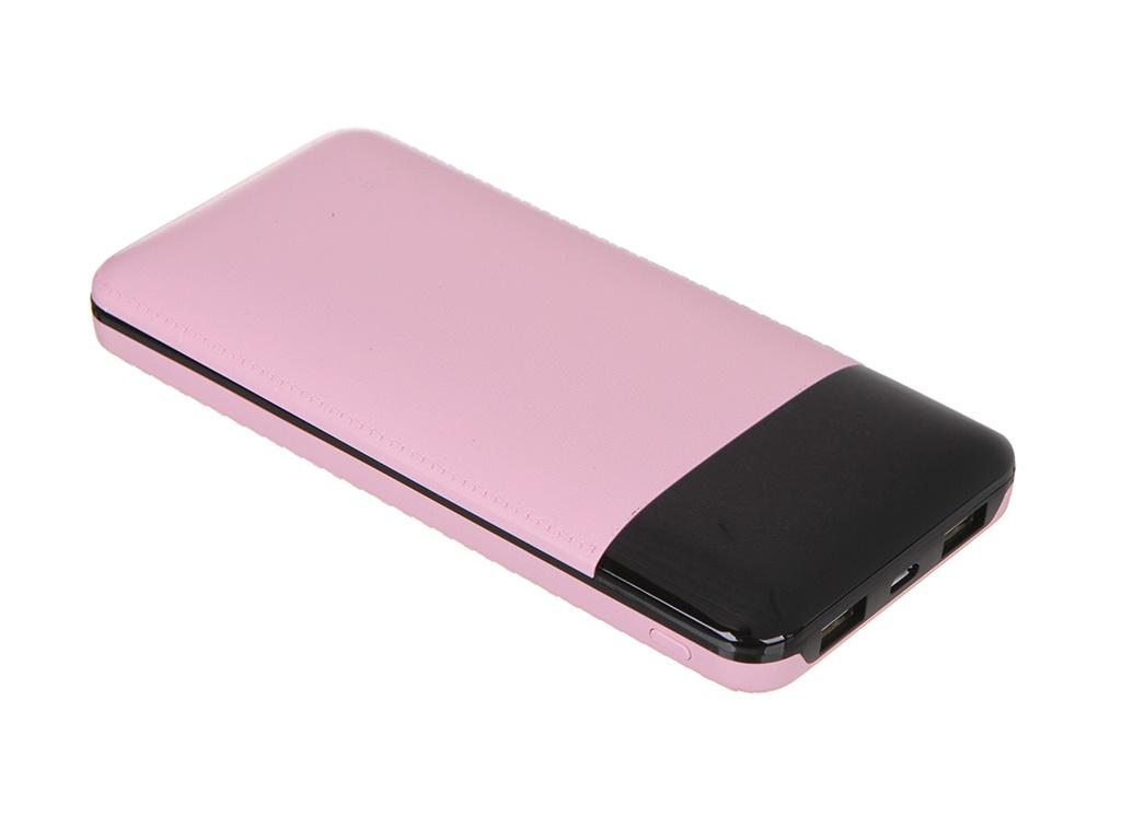 Внешний аккумулятор Activ Power Bank 22 10000mAh Pink 122477 внешний аккумулятор griffin reserve power bank 2500mah pink