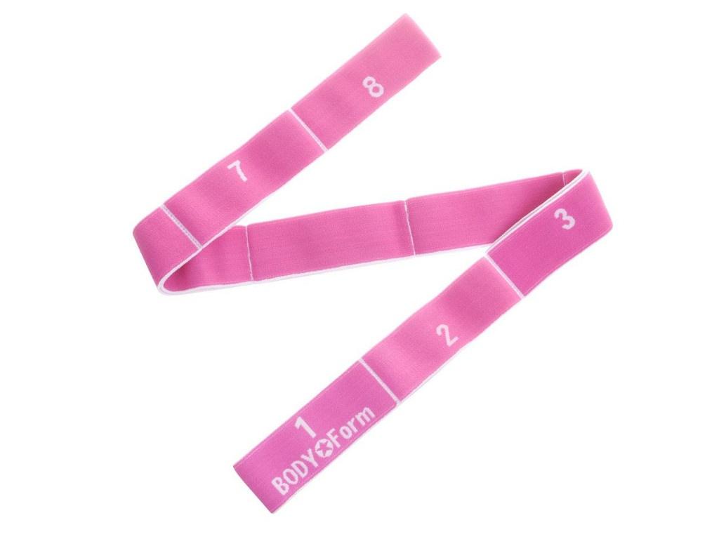 Эспандер BodyForm 7kg BF-EPL02-79 Pink