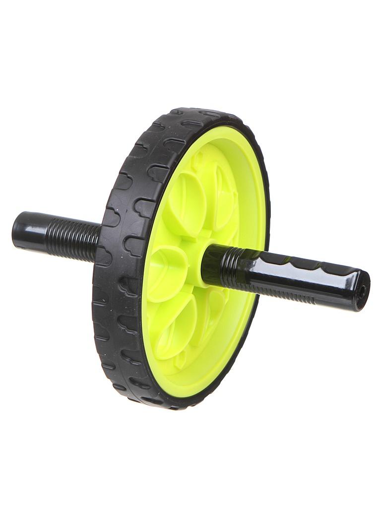 Тренажер Ролик гимнастический BodyForm BF-WG01 Black-Green